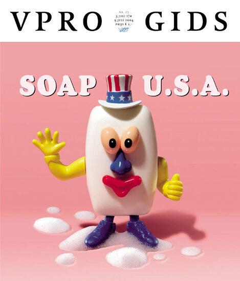 vijselaarensixma cover illustratie American TV 2004