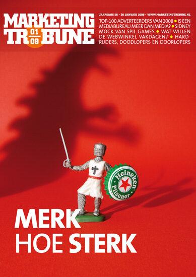 vijselaarensixma cover illustratie Heineken Branding 2009