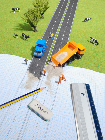 vijselaarensixma illustratie Highway Planning 2009