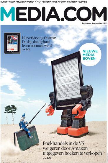 vijselaarensixma cover illustratie Book versus E-reader 2012