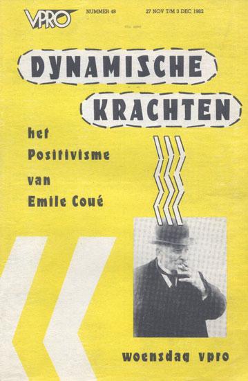 VPRO covers Expositie - gids 1982 Vijselaar en Sixma