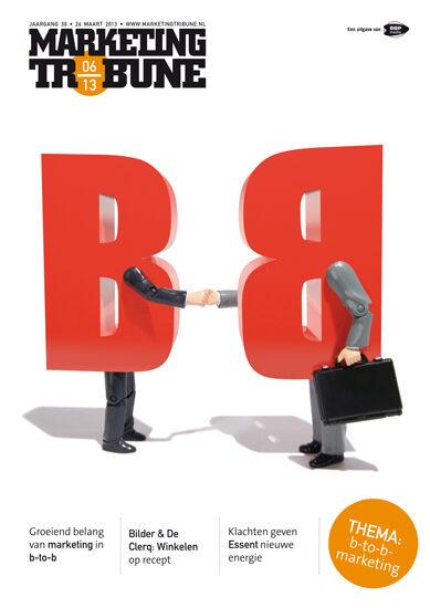 vijselaarensixma cover illustratie Business to Business 2013