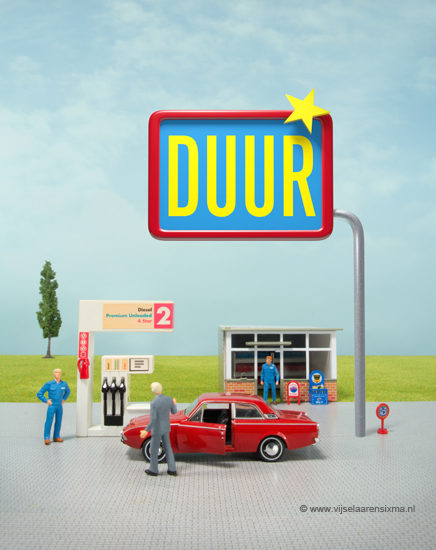vijselaarensixma illustratie Cheap Petrol 2017