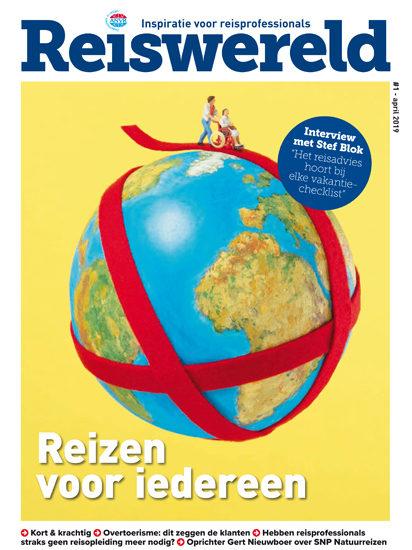 vijselaarensixma cover Disabled Travelers 2019