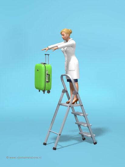 vijselaarensixma Carry-on Bag test 2016