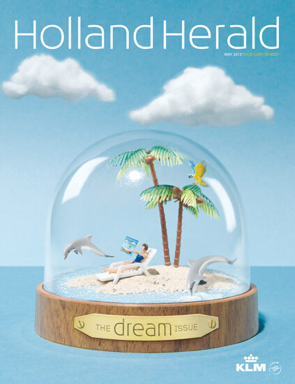 vijselaarensixma cover illustratie Dream Holiday 2013