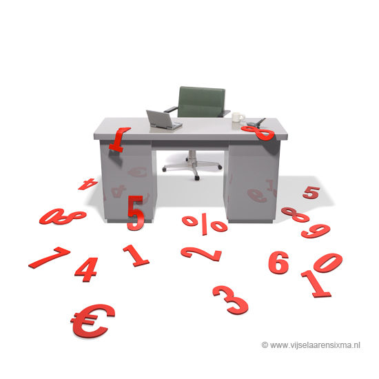 vijselaarensixma illustratie Financial Mess 2015