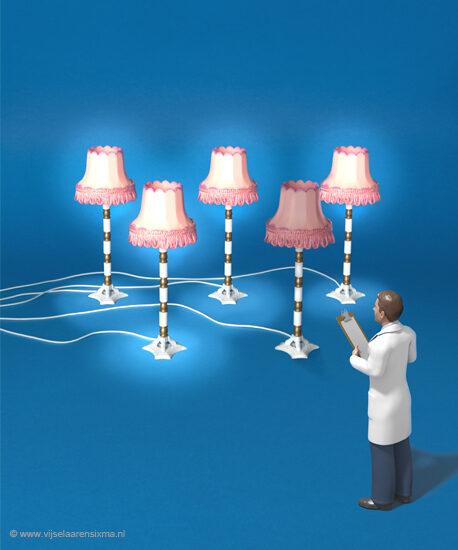 vijselaarensixma LED lamp lifespan 2015