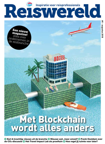 vijselaarensixma cover illustratie Blockchain Technology 2018