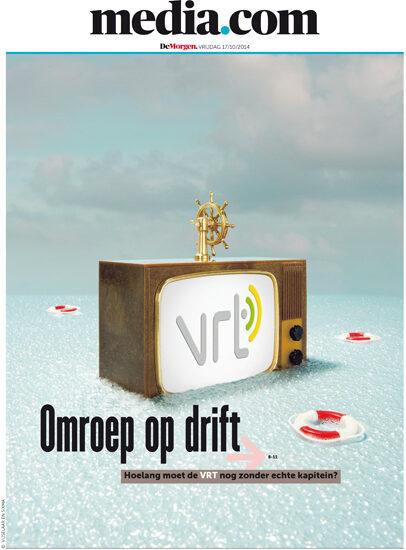 vijselaarensixma cover illustratie Corporation without a Captain 2014