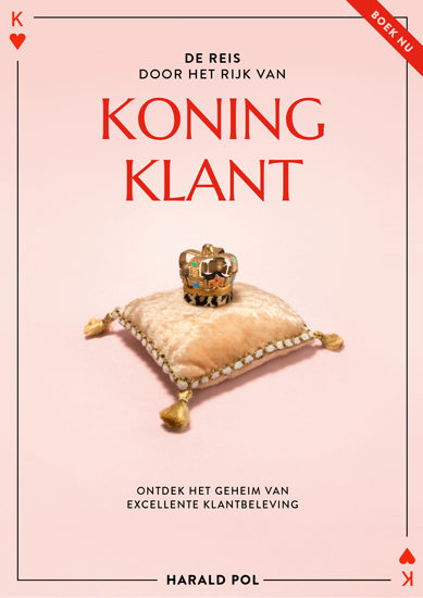 vijselaarensixma book cover Customer is King 2019