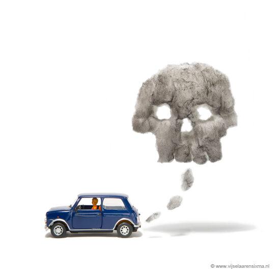 vijselaarensixma Dangers of Exhaust Fumes 2017
