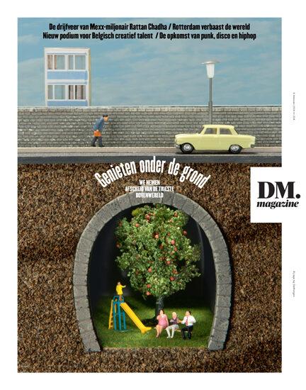 vijselaarensixma cover illustratie Building Underground 2016