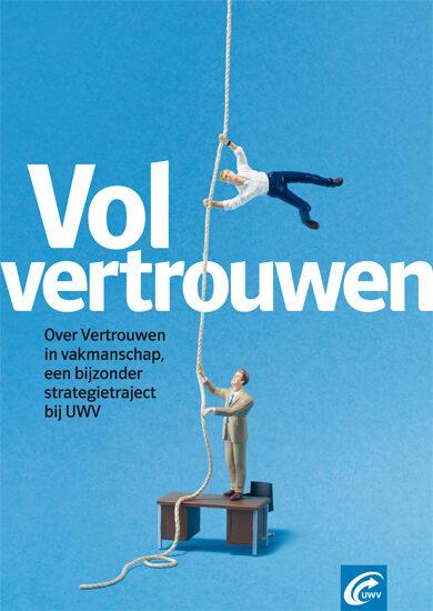vijselaarensixma book cover Full of Trust 2020
