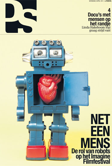 vijselaarensixma cover illustratie Robot with Emotions  2015