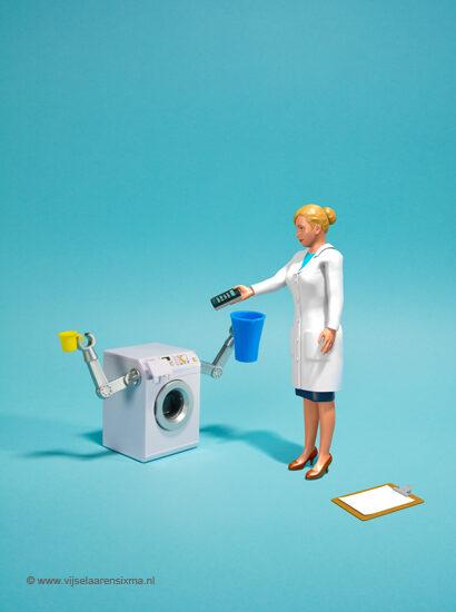 vijselaarensixma High-tech Washing Machines 2017