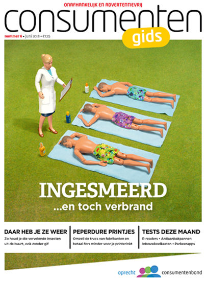 vijselaarensixma cover illustratie Suncream Test 2018